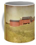 Down On The Farm Coffee Mug by Kim Hojnacki