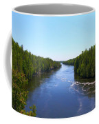 Down River Coffee Mug