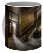 Down Stairs Ward Coffee Mug