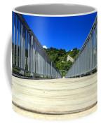 Down The Bridge Coffee Mug