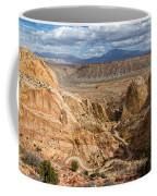 Down The Burr Trail Coffee Mug