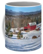 Down The Hill Coffee Mug