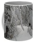 Down The Lane Coffee Mug