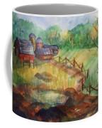 Down The Road A Piece Coffee Mug