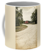 Down The Road Coffee Mug