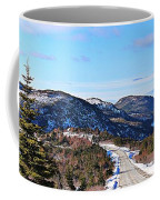 Down To The Sea - Oceanview - Hillview Coffee Mug