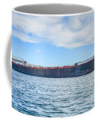 Downbound At Mission Point 2 Coffee Mug