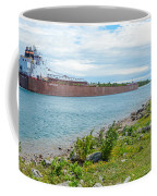 Downbound At Mission Point 3 Coffee Mug