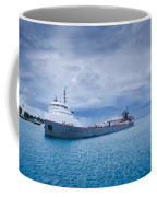 Downbound Coffee Mug
