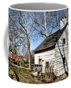 Downingtown Log House 1701 Coffee Mug