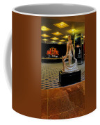 Downstairs Lobby Radio City Music Hall Coffee Mug