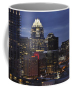Downtown Austin 3 Coffee Mug