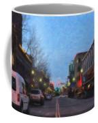 Downtown Boise Coffee Mug