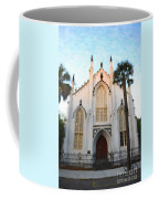 Downtown Charleston Church Coffee Mug
