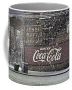 Downtown Covered In Snow Coffee Mug by Benanne Stiens