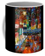 Downtown Friday Night Coffee Mug