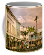 Downtown Hilo Sunday Morning Coffee Mug