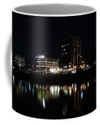 Downtown Morgantown From The Waterfront Coffee Mug