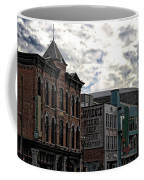 Downtown Nashville Coffee Mug