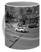 Downtown Nashville Legends Corner Coffee Mug by Dan Sproul