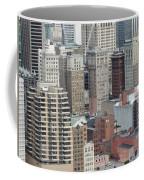 Downtown Pittsburgh From Mount Washington Coffee Mug