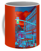 Downtown Prescott Arizona  Coffee Mug