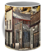Downtown Silver Plume Coffee Mug