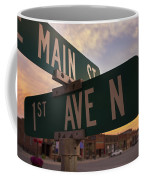Downtown State Center Coffee Mug