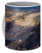 Downtown Whitehorse Yukon Territory Canada Coffee Mug