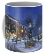 Downtown Woodstock Coffee Mug