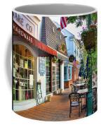 Downtown Worthington Coffee Mug