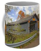 Doyle Road Covered Bridge Coffee Mug