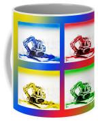 Dozer Mania IIi Coffee Mug by Kip DeVore