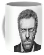 Dr. Gregory House - House Md Coffee Mug
