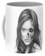 Dr. Hadley Thirteen - House Md Coffee Mug by Olga Shvartsur
