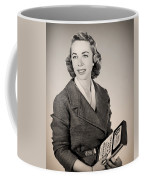 Dr Joyce Brothers 1959 Coffee Mug