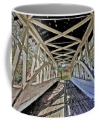 Dr. Knisely Covered Bridge Coffee Mug