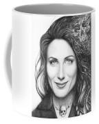Dr. Lisa Cuddy - House Md Coffee Mug by Olga Shvartsur