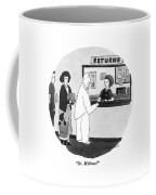 Dr. Millmoss! Coffee Mug