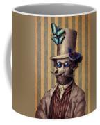 Dr. Popinjay Coffee Mug by Eric Fan