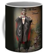Dracula Model Kit Coffee Mug