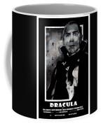 Dracula Movie Poster 1931 Coffee Mug