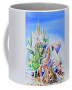Dragon Castle Coffee Mug