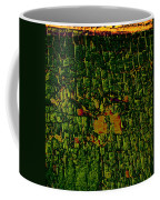 Dragon Eye Abstract Coffee Mug