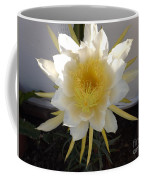 Dragon Fruit Bloom In The Morning Coffee Mug