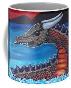 Dragon Three Coffee Mug