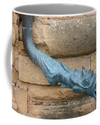 Dragon Waterspout  Chateau De Cormatin Coffee Mug