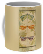 Dragonflies Among The Ferns-12415 Coffee Mug