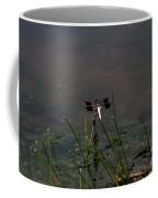 Dragonfly 8 Coffee Mug