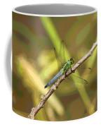 Dragonfly - Common Green Darner Coffee Mug